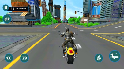 猛烈な都市バイク ライダー-レースのシミュレーターのゲームのおすすめ画像4