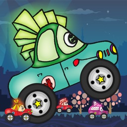 New Cartoon Cars Racing Games