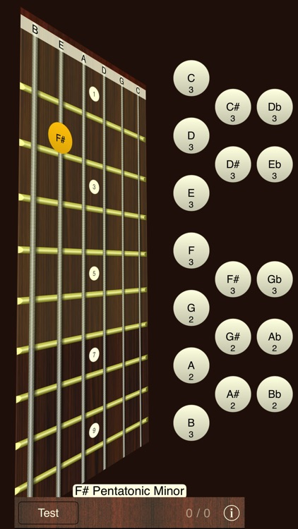 Bass Sight Reading Trainer screenshot-3