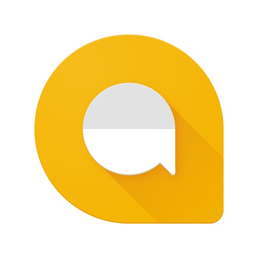 Google Allo — smart messaging icon