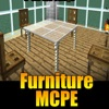 Furniture Addon For Minecraft PE One Touch Install