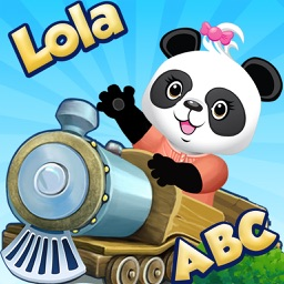 Lola's Alphabet Train - Learn to Read
