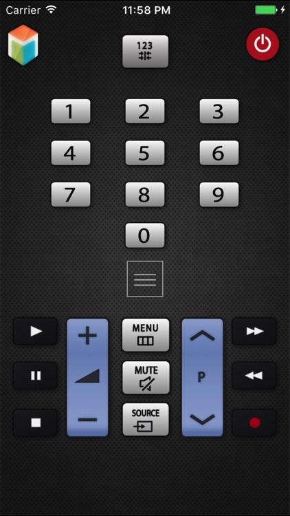 SamRemote remote for Samsung TV screenshot-4