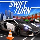 Thriller Car Drift Drive Dubai Police Sim 3D icon