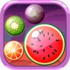 frutas juego de puzzle icon