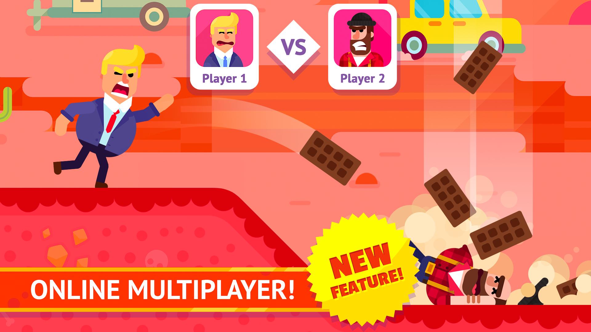 Bowmasters (Ad Free) screenshot 11