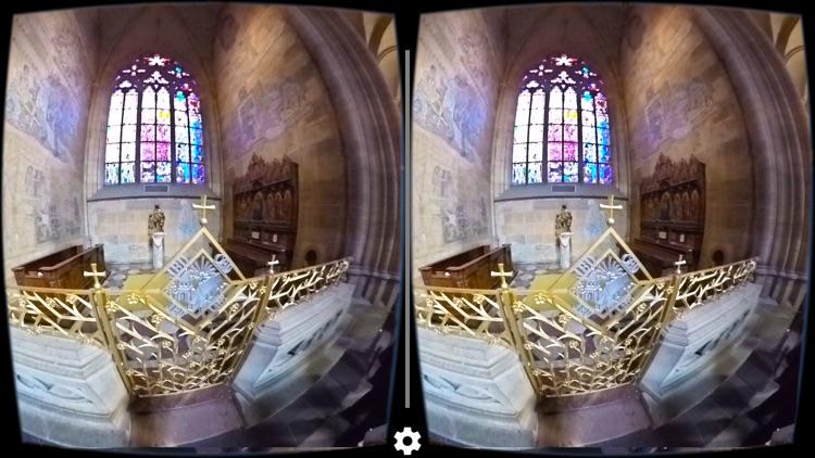 VR Travel Prague St. Vitus Cathedral 360 screenshot-4