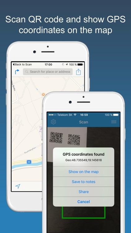 Scan PRO - barcode & qr code reader screenshot-3