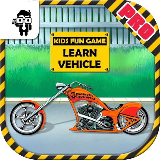 Pro Kids Game Learn Vehicles