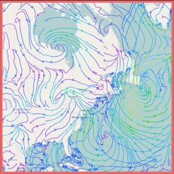 Weather Map With Wind Wave Height And Air Pressure On The App Store