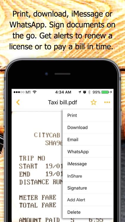 ALLDOX BUSINESS - DOCUMENTS screenshot-3