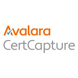 CertCapture Mobile Scan App