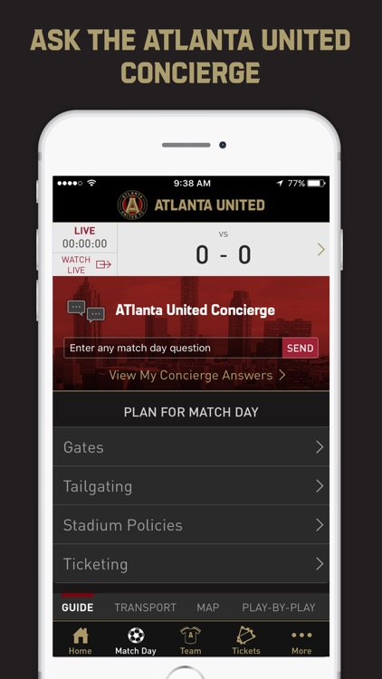 Atlanta United screenshot-2