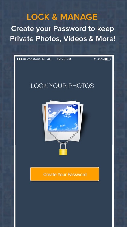Photo & Video Locker - Hide pictures and Videos
