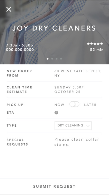 Clothespin Dry Cleaning screenshot-3