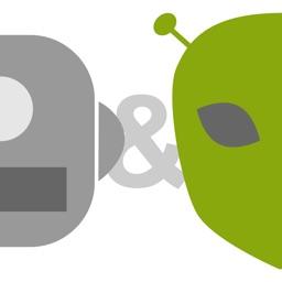 Robots & Aliens