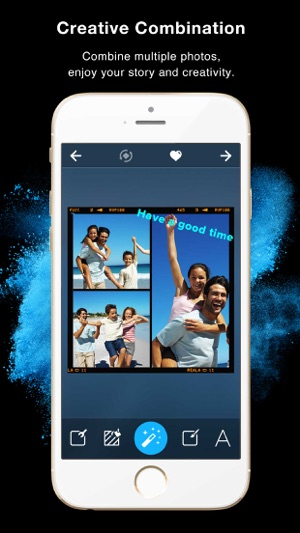 Framatic Pro - Photo Collage Screenshot