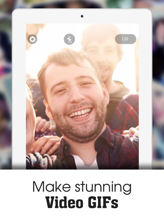 GIF2me- Create video loops, gif & amazing filters screenshot 7