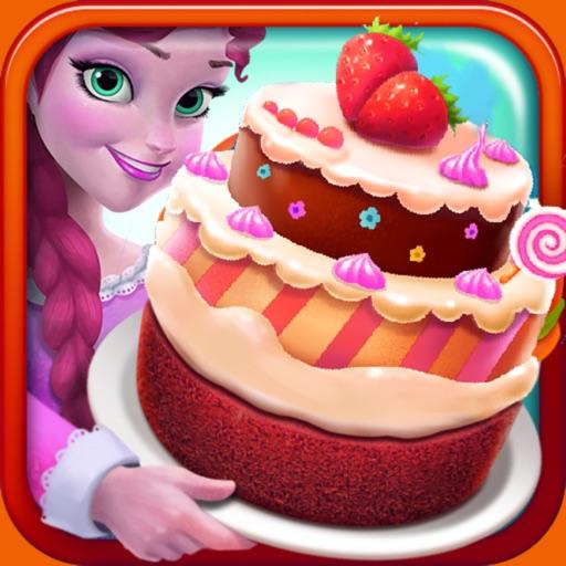 做蛋糕 - 宝宝爱玩的儿童游戏