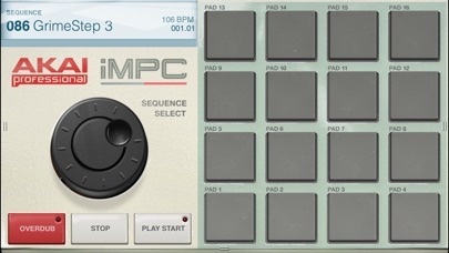 iMPC for iPhone screenshot1