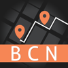 Barcelona City Guide & Offline Travel Map