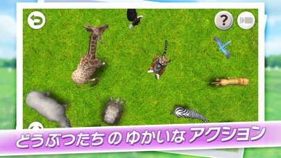REAL ANIMALS HD ScreenShot2