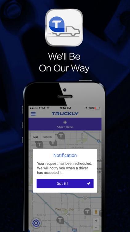 Truckly - Local Trucks On Demand screenshot-4