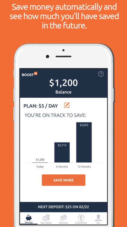 BoostUp - Save Money, Crowdfunding & Purchases