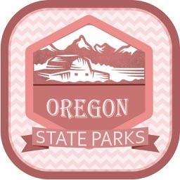 Oregon State & National Parks Offline Guide