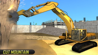 卡车司机起重机停车场:建筑模拟器 App 截图