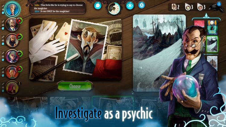 Mysterium: A Psychic Clue Game screenshot-0