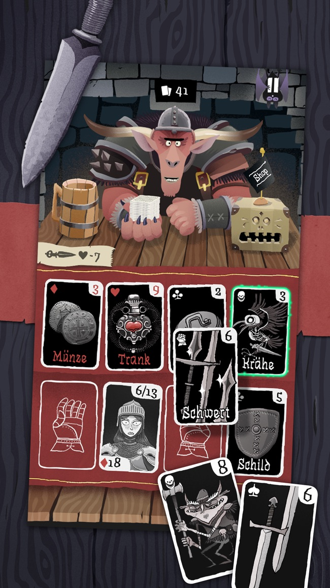 Card Crawl Screenshot