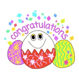 Eggs Stickers!