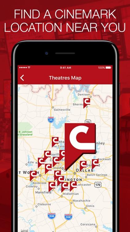 Cinemark Theatres screenshot-3