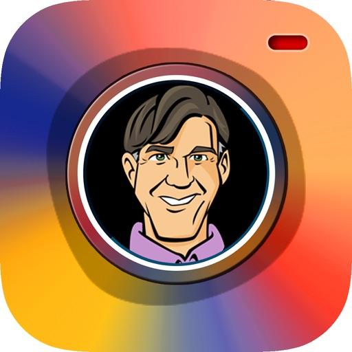 Cartoon Me - Live Photo Editor iOS App