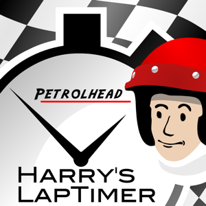 Harry's LapTimer Petrolhead app