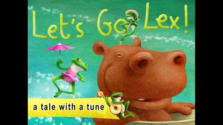 Let's Go Lex! interactive tale screenshot-0