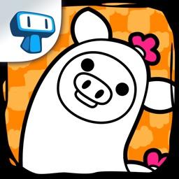 Pig Evolution | Mutant Hog Clicker Game
