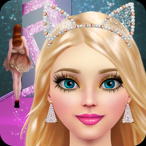 Fashion Nail Salon And Beauty Spa Games For Girls: Supermodel Salon: Makeup & Dress Up Game For Girls By