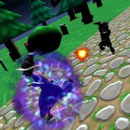 Assassins vs Witches (Run)