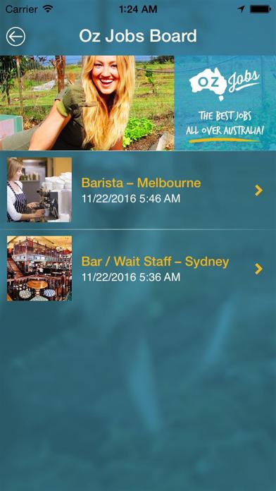 Oz Jobs screenshot four