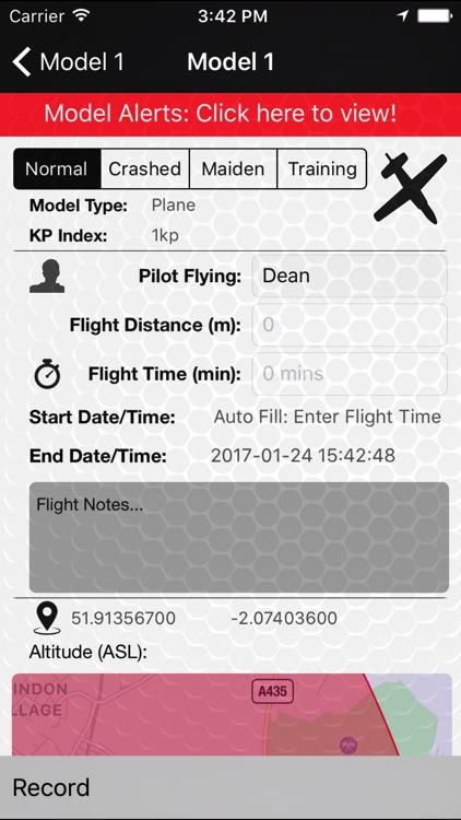 RCLogit Lite - Drone Safety, Hazard & Logging App