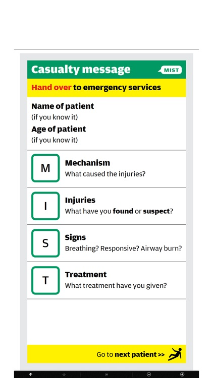 citizenAID screenshot-3