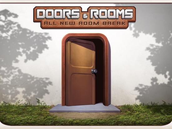 Побег игра : Doors&Rooms на iPad