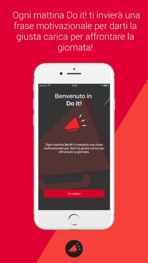 Do It Frasi Motivazionali Su App Store