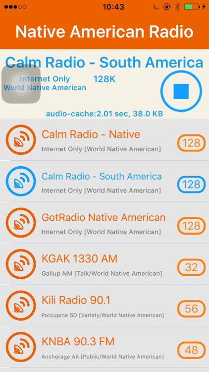 World Native American Radio screenshot-2