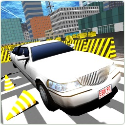 City Limo Car Parking Simulator 3D