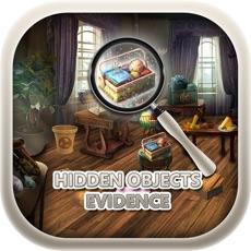 Activities of Hidden Objects Evidence