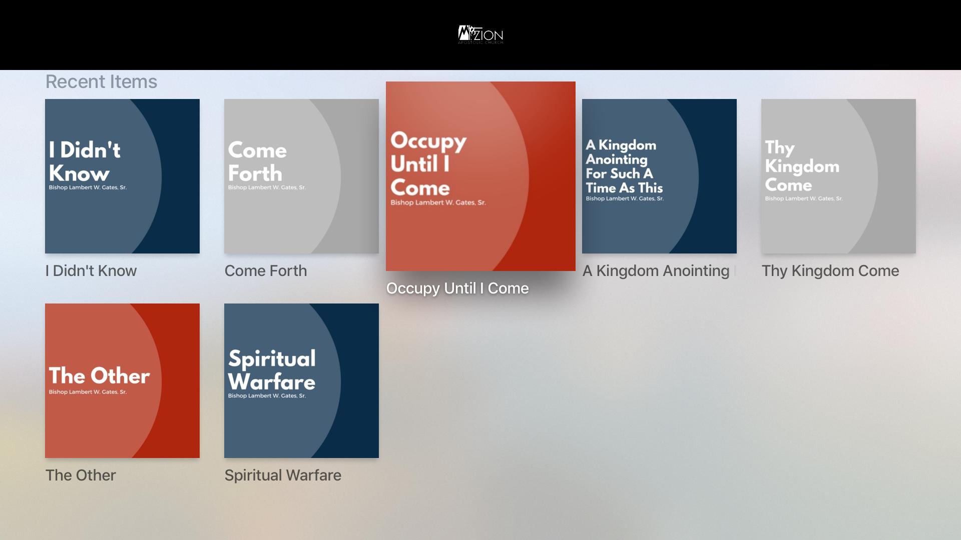 Mt. Zion Apostolic Church screenshot 7