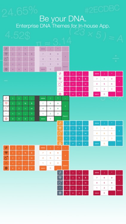 NuKey Numeric Keyboard screenshot-3